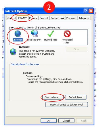 Gmail, Internet Explorer